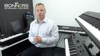 yamaha P125 vs Roland FP30 vs Kawai ES110 - Piano Sound Quality Comparison