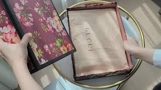 봄 사랑❤ 벚꽃 말고, 구찌 블룸 클러치