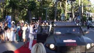 Броневик Леонарда Янкеловича Dartz в Юрмале 02.0813 Comedy Club