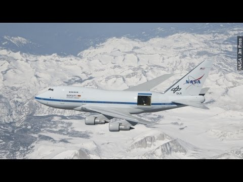 NASA's SOFIA: Why A Plane Is A Good Place For A Telescope