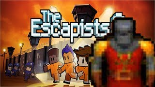 Escape From Space  The Escapists 2 With Amadeus484