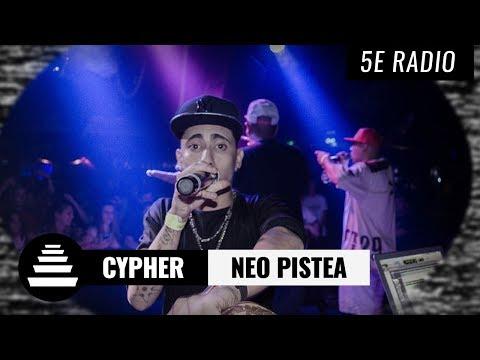 NEO PISTEA LA ROMPE EN VIVO (!!!) / El Quinto Escalon Radio (18/4/17)