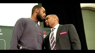 Jon Jones to Daniel Cormier: 'You Are the Biggest Pu**y I've Ever Seen'