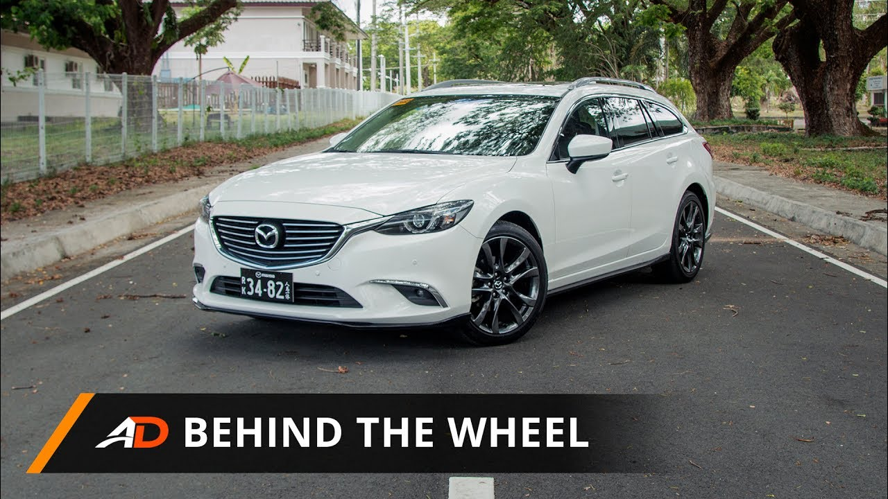 2017 Mazda6 Sport >> 2017 Mazda6 Sports Wagon Review Behind The Wheel