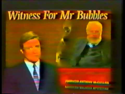 Ralph Underwager: 'Witness for Mr Bubbles'