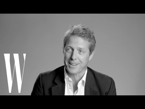 Hugh Grant Played Brigitta in 'The Sound of Music' When He Was 12 | W Magazine