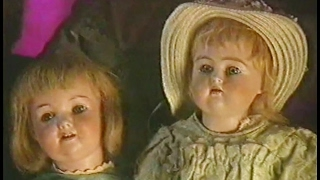 Bbc2 Tv Channel - The Antiques Show - David Dickinson Presents Antique Doll Collecting