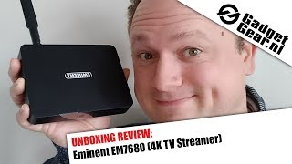 Unboxing Review: Eminent EM7680