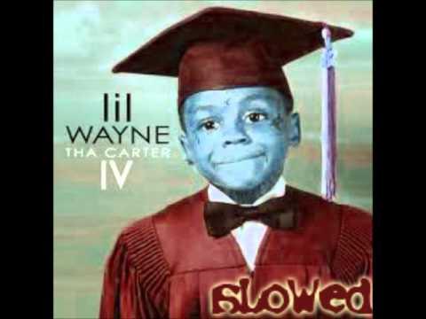 Lil Wayne MegaMan Tha Carter IV Slowed