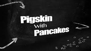 Pigskin With Pancakes Fantasy Football Show | Week 10 Monday Night Football