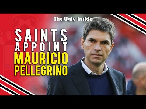 REACTION: Southampton appoint Mauricio Pellegrino as manager | The Ugly Inside