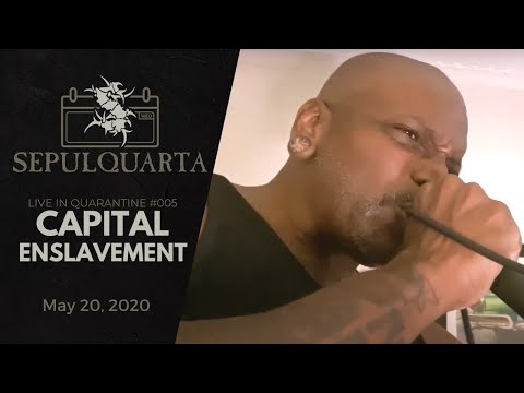 Sepultura - Capital Enslavement (live playthrough feat. Kadu Fernandes | May 20, 2020)