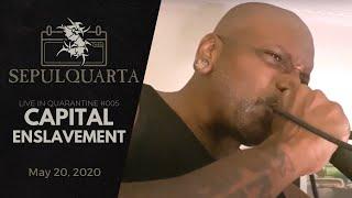 Sepultura - Capital Enslavement (live playthrough feat. Kadu Fernandes | May 20, 2020)