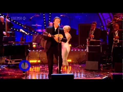 Kylie Minogue & Paul McCartney   Dance Tonight Jools Annual Hootenanny 2007 Live 0