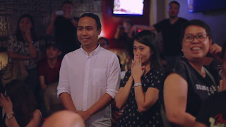 Kim proposes to Cendy with a little help from Sarah Geronimo