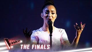 The Finals Lara Dabbagh sings &#39All The Stars&#39 The Voice Australia 2019