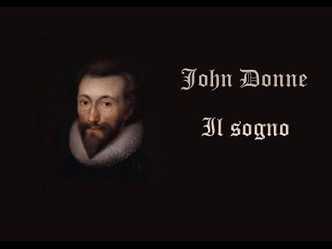 JOHN DONNE - IL SOGNO