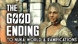 Скачать The Good Ending To Nuka World Why You Should Get It Fallout 4