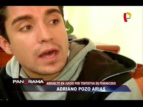 Caso Arlette Contreras: absuelven a Adriano Pozo a pesar de evidencias