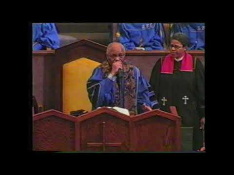 """October 17, 2004: """"Paying for Your Show"""" - Rev. Cecil Murray"""