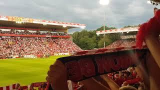Debut in the bundesliga of 1.fc union berlin v rb leipzig 18 08 2019