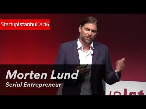 Startup Istanbul 2015 - Morten Lund Speech