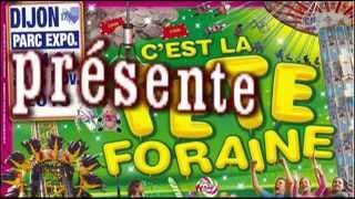 Fête foraine Dijon 2015