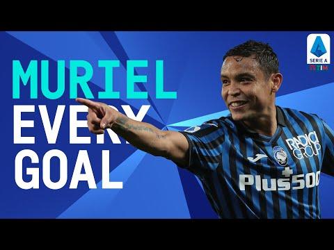 EVERY Luis Muriel Goal This Season!   Top Scorers 2020/21   Serie A TIM