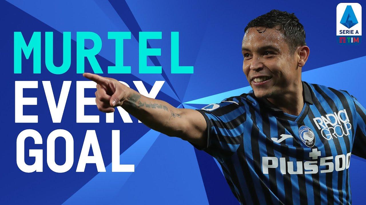 EVERY Luis Muriel Goal This Season! | Top Scorers 2020/21 | Serie A TIM
