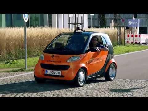 SIGRA Autonomous Vehicle (Talking)