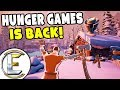 HUNGER GAMES IS BACK! - Darwin Project (I Won My First Game) And The GAME IS FREE!