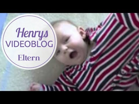 Baby Video Blog: Zehnte Folge – Henry lacht