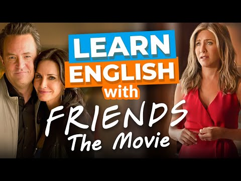 Will There Be A FRIENDS Movie? | Learn English With Friends