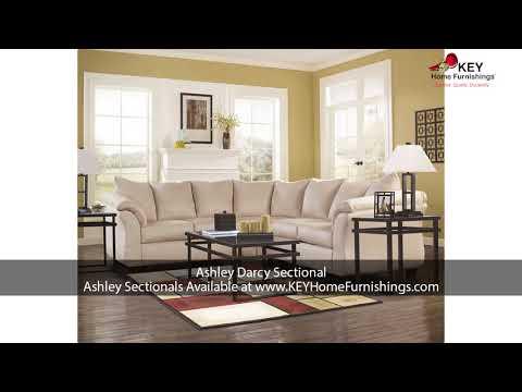 KEY Home Furnishings: Ashley Sectional Sofa Gallery | Portland 2018 |