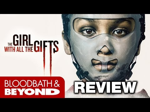 Thumbnail: The Girl with All the Gifts (2016) - Horror Movie Review