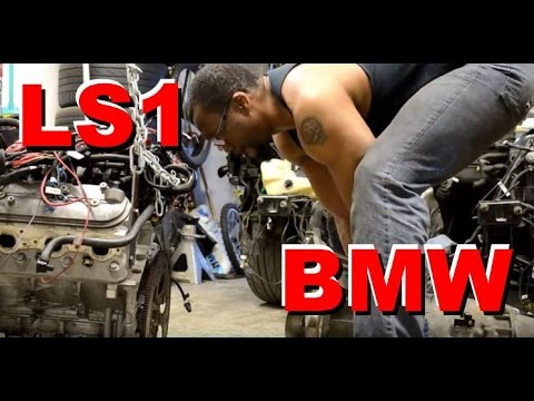 LS1 Swapped BMW E34 530 Touring