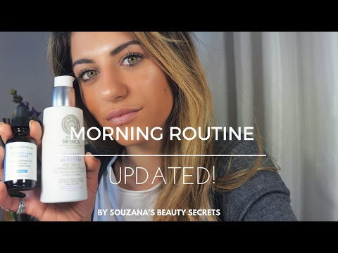 Updated Skincare Morning Routine (2017)/Souzana's Beauty Secrets