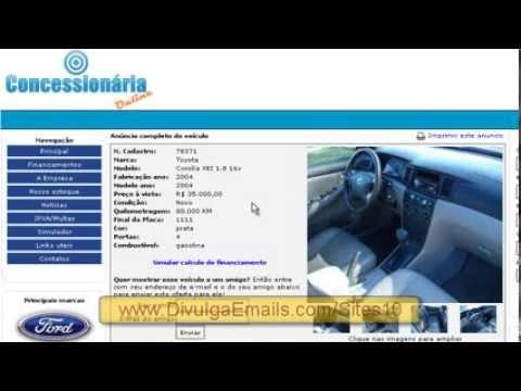 1f784998f Como montar um site de carros usados - Revenda carros usados - YouTube