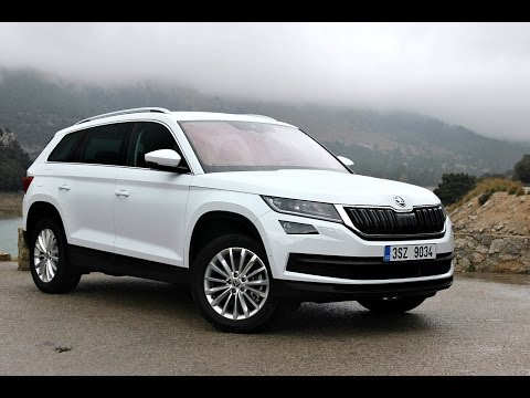 download video essai vid o skoda kodiaq 2 0 tdi 190 dsg 4x4 7 places. Black Bedroom Furniture Sets. Home Design Ideas