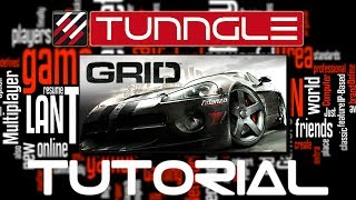 How To Play Race Driver: GRID Online Again Using Tunngle