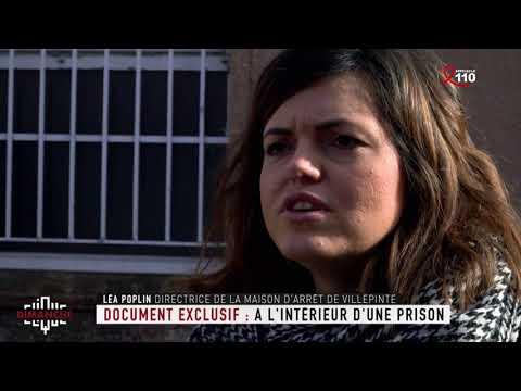 Document exclusif : A l'intérieur de la prison de Villepinte - Clique Dimanche du 25/03 - CANAL+