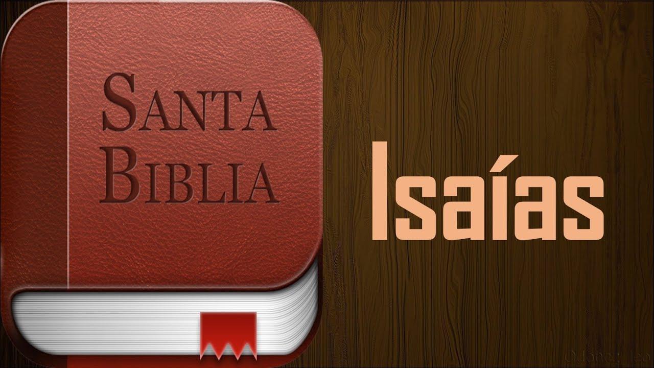 Libro de Isaías - Biblia hablada (audio latino