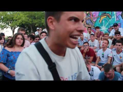 NOCRE VS REIVAX (BATALLÓN) - 8AVOS - FINAL NACIONAL GENERAL RAP