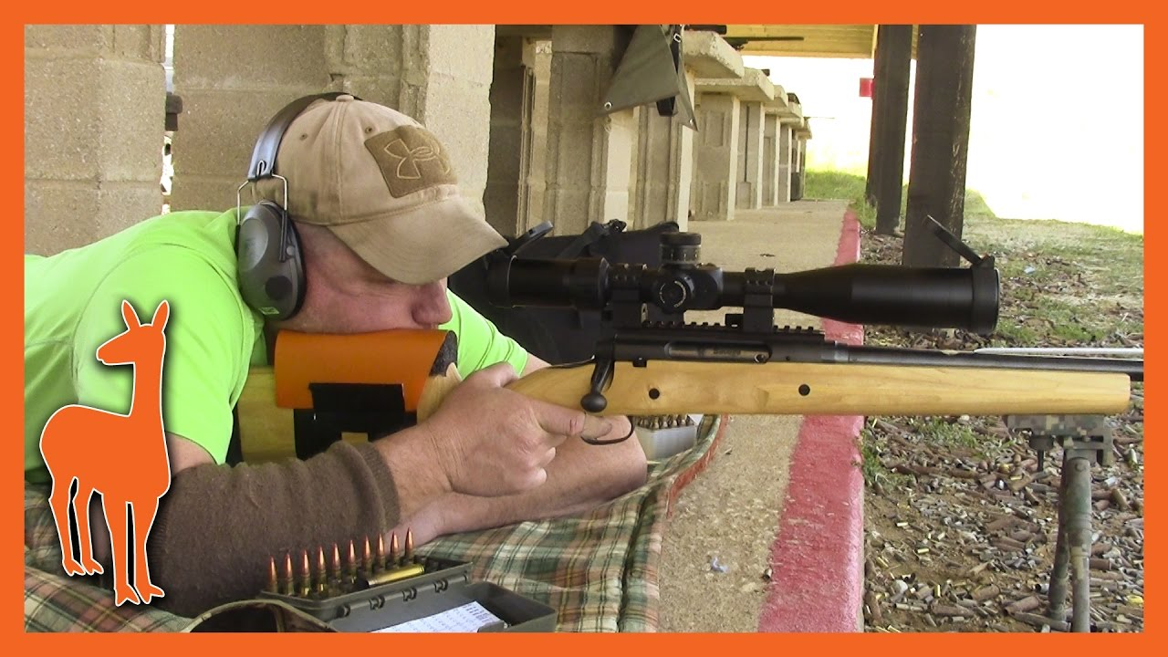 A Second Opinion on the 7mm-08 Long Range Savage Axis Project Rifle