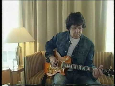 Gary Moore interview by Tomi Lindblom (2004) / Finland