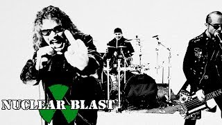 OVERKILL – Welcome To The Garden State (OFFICIAL MUSIC VIDEO)