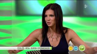 Sarka Kata édesanyja kiakadt, hogy lánya Hajdúval randizik - tv2.hu/fem3cafe