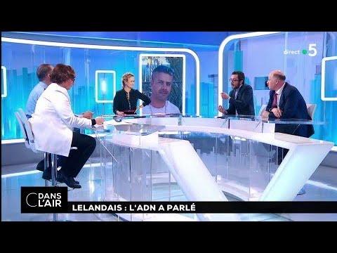 Lelandais : l'ADN a parlé #cdanslair 15.02.2018