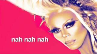 RuPaul Glamazon Lyrics