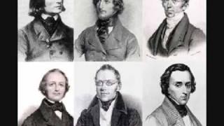Franz Liszt - Hexameron S.392 PART 1 of 2 - RAYMOND LEWENTHAL
